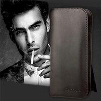 Genuine Leather Case For Coque Sony Xperia M4 Aqua Case E2303 E2312 E2333 E2353 Wallet Flip