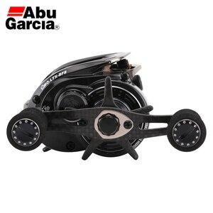 Image 4 - Original Abu Garcia REVO LTX BF8/8 L carrete de pesca Baitcasting 10BB 8,0: 1 129g 5,5 kg bobina peso 6,3g Saltwate carrete de pesca
