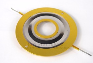 Image 2 - 4PCS high quality 2404 2405 type replacement diaphragm JBL 075, 076, 077,2402horn 16Ohm or 8 ohm