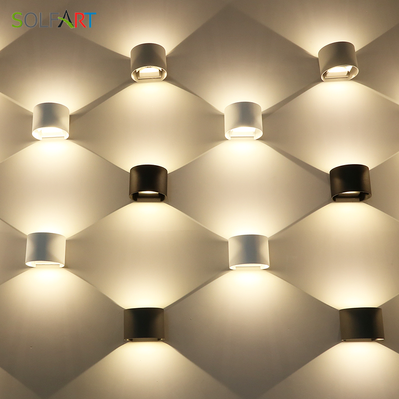 Modern Wall Sconce Light Fixtures Lustre Wall Led Light Luminaria Industrial Wall Lights For Bedroom Luminarias Sconces For Wal ...