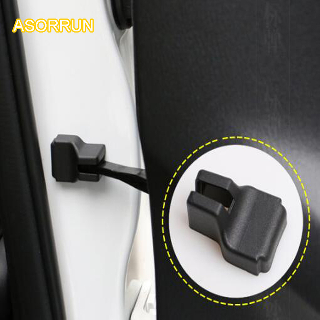 AOSRRUN Door buffer cover door buffer protection cover Car accessories For Mazda CX-4 CX & AOSRRUN Door buffer cover door buffer protection cover Car ...