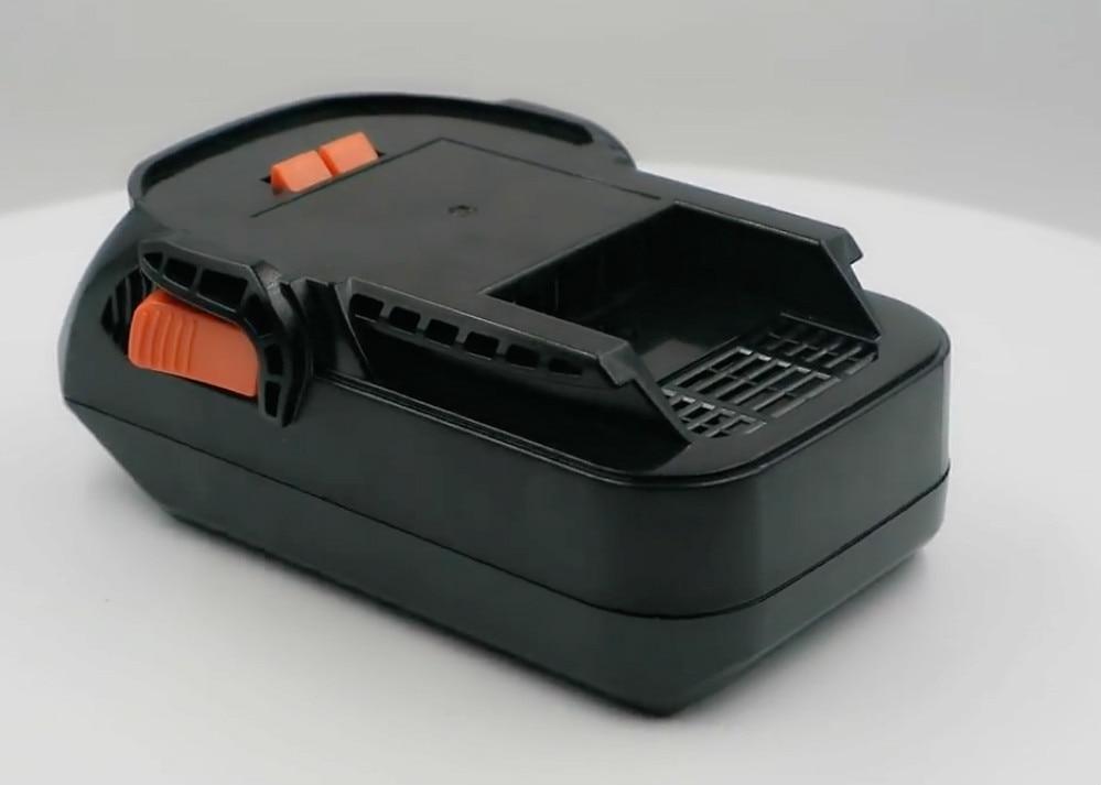 цена на Best Li-ion 3000mAh Battery for AEG 18V RIDGID/AEG AC840083 L1830R 18V X4 Hyper PRO Lithium Ion Battery