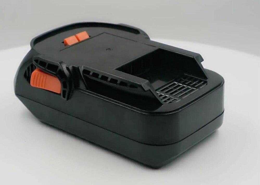 Best Li-ion 3000mAh Battery for AEG 18V RIDGID/AEG AC840083 L1830R 18V X4 Hyper PRO Lithium Ion Battery стоимость