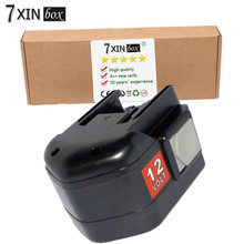 7XINbox 12V 3000mAh Ni-MH Power Tool Battery For AEG BEST 12 X Super BS 12 X  BS2E 12T  BSB 12 STX  SB2E 12 STX