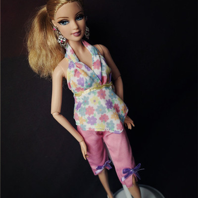 new for Barbie doll clothing leisure suit jacket skirt dress bjd clothes Fashion necessary