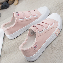 Light ladies shoes sneakers canvas shoes women fashion 2018 solid candy colors women vulcanize shoes zapatillas mujer