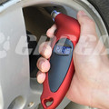 TS15 Popular  Car Tools  ABS Black Truck Bike Car Auto Accessories Digital Tire Pressure Tester Gauger  for Car Diagnosis