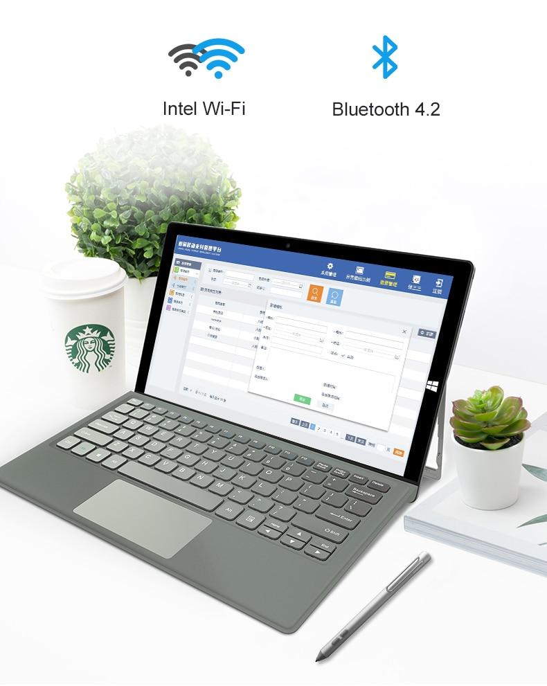Jumper EZpad Go 2 in 1 Tablet PC 11.6 inch IPS Display windows tablet (13)