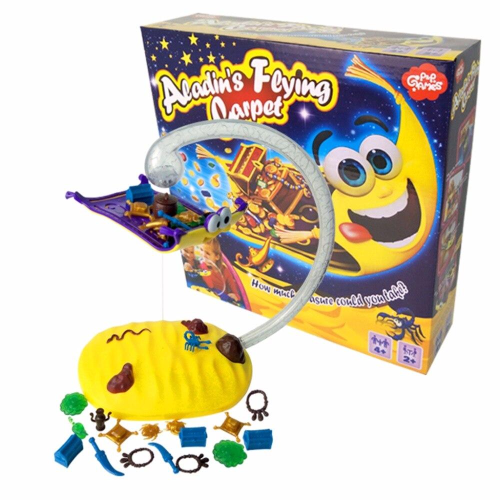 HBB Flying Carpet Board Game Magic Desktop Suspension Family Kid Novelty Balance Toy