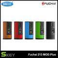 Original Sigelei Fuchai 213 Plus Mod 213W TC Vape Mod Electronic Cigarettes Vape Fuchai 213 plus without 18650 battery