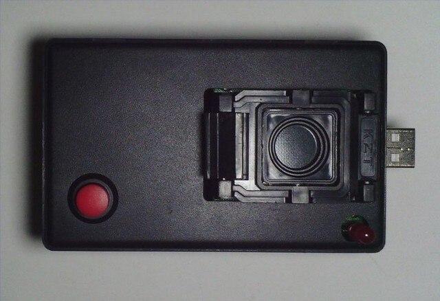 Emmc169 / 153 флип переключатель зонда с интерфейсом USB коробка транспозонов чип характеристики, Пожалуйста , оставьте сообщение