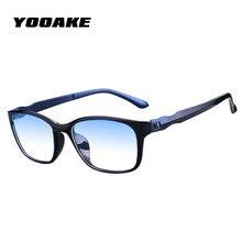 0476fe8d080fa YOOSKE Homens Da Forma Do Vintage Óculos de Leitura Ultra-leve Anti raios  azuis Óculos de Presbiopia Hipermetropia Óculos de Pre.