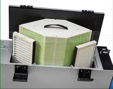 Полный Теплообменный вентилятор Система свежего воздуха вентилятор полный теплообменник система HVAC кондиционер вентилятор 100 мм 150 мм 220 В
