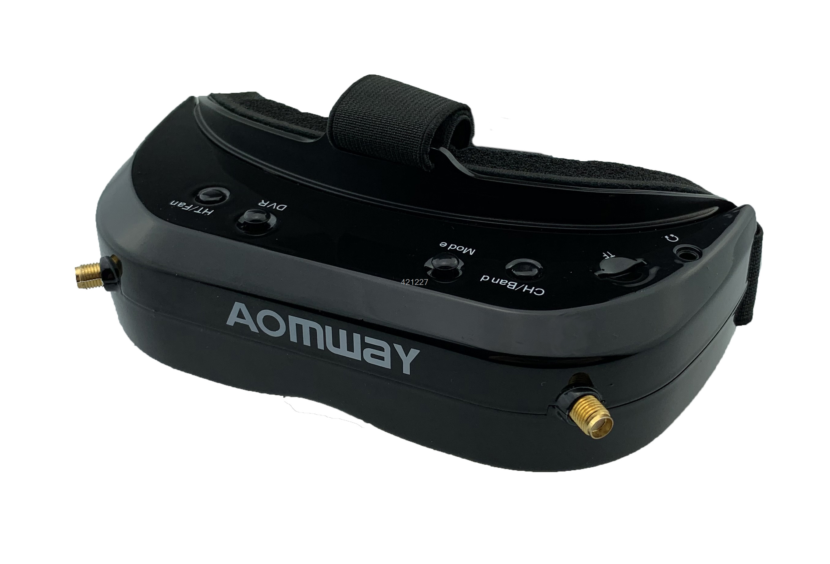 2019 New Aomway Commander Goggles V1S 2D 3D 64CH 5.8G FPV Video Headset Support HDMI 720p DVR Headtracker Instead V1 v2 - 3