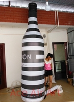 10 Feet High Inflatable Beer Bottle For Advertisement in Spain Made In China