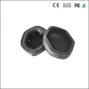 Image 1 - Linhuipad 1 pair V Moda headset ear cushion memory foam ear pads protein earpads fit on V Moda Crossfade M 100 LP2 LP