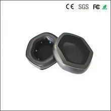 Linhuipad 1 para V Moda zestaw słuchawkowy poduszki nauszne z pianki memory wkładki do uszu proteiny nauszniki pasują do V Moda Crossfade M 100 LP2 LP