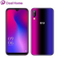 Новый Elephone A6 мини 5,71 дюймов 4G смартфон Android 9,0 MT6761 4 ядра HD + Face ID в виде капли воды, 3180 мА/ч, Экран, определение отпечатка пальца