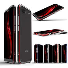 Case for Huawei Honor 10 Lite cover Metal Frame Original Aluminum Alloy Bumper for Huawei Honor 10 Lite phone protective shell стоимость