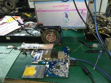 Free Shipping 597673-001 For HP Compaq G62 CQ62 motherboard / mainboard