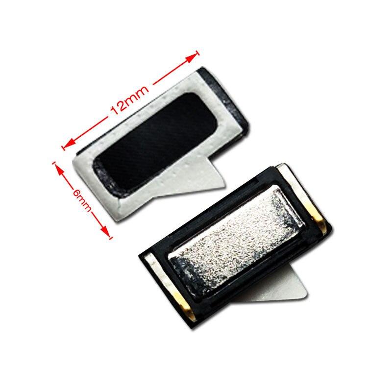 2Pcs/Lot, New Earpiece Ear speaker Replacement For Xiaomi Redmi 2 2A 3 3S 4 4A 4x Redmi Note 2 Redmi Note 3 Redmi Note 4 4X