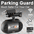 Much Better Than G30! Jusky Mini 0903 Parking Guard Car DVR Full HD 1080P Dash Cam With WiFi,GPS Tracker,Low-voltage Protection