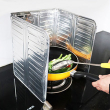 Oil Removal Splash Baffle Proof Guard Gas Stove Cooker Scald Board Kitchen Tool For Cleaner