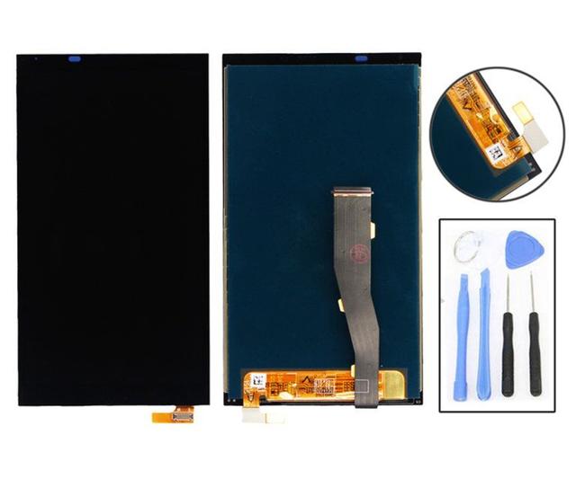 Para htc one e9s display lcd + digitador touch tela real de 100% original lcd de substituição para htc e9s
