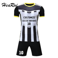 2016 2017 Soccer Jersey Youth Men S Survetement Football Male Futbol Training Uniforms Blank Breathable Maillot