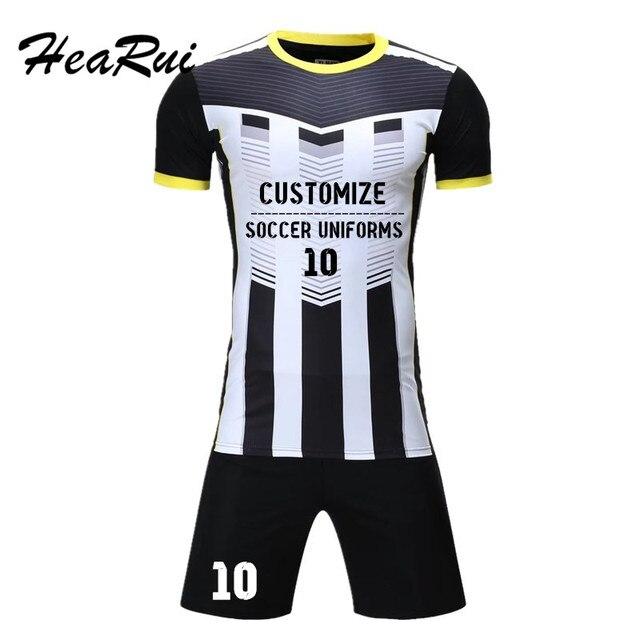 2018 Fútbol juventud jersey de fútbol masculino entrenamiento de ...