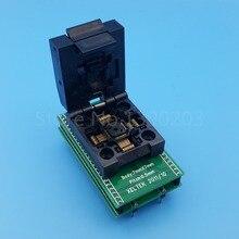 TQFP48 QFP48 إلى DIP48 SA248 IC مبرمج محول اختبار المقبس 0.5 مللي متر الملعب