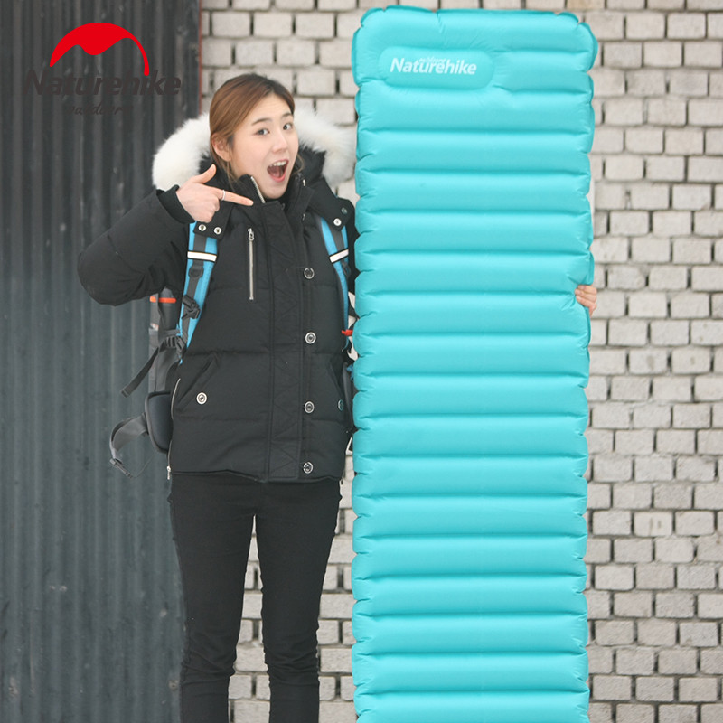 Outdoor Camping Inflatable Sleeping Pad NH15T051-P 24