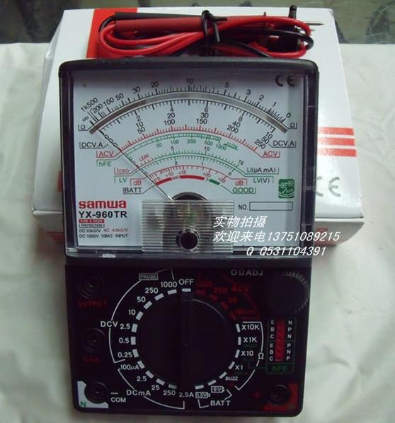 ... SAMWA pointer Mutimeter YX-960TR multimeter