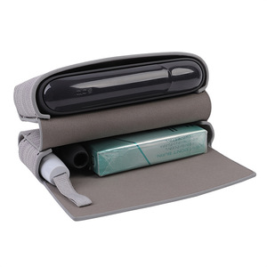 Image 3 - Fabric Storage Bag For IQOS E Cigarette Accessories Carrying Case For IQOS 3.0 Protective Cover Case