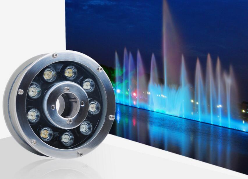 Led piscina luce w rgb ip led piscina luce illuminazione