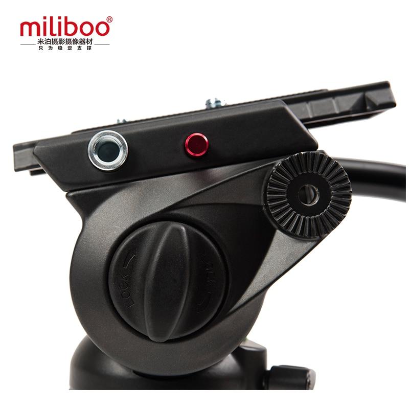La caméra photographique en alliage d'aluminium glisse en douceur et la plate-forme d'amortissement hydraulique pèse 1 kg CD50