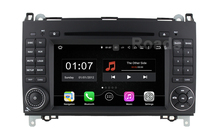 1024X600 Android 5.1.1 Car DVD GPS for Benz W169 W245 Viano Vito Sprinter W906 W209 W311 W315 W318 VW Crafter with WiFi BT Radio