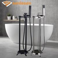 Оптом и в розницу Для ванной кран Одной ручкой Для ванной водопад Смесители горячей и холодной воды смесителя Para Ванная комната