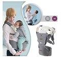 Ergonômico Transporte Envoltório Estilingue Do Bebê Portador de Bebê Hipseat Sling Backpack Newborn Kid Sling Backpack Bolsa Para O Bebê Portador Infantil