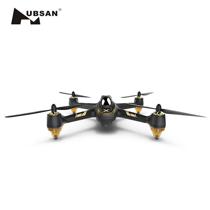 HUBSAN RC Drone Quad-Copters Helicopter-Point-Of-Interest Air-H501a BNF Follow Wifi Me