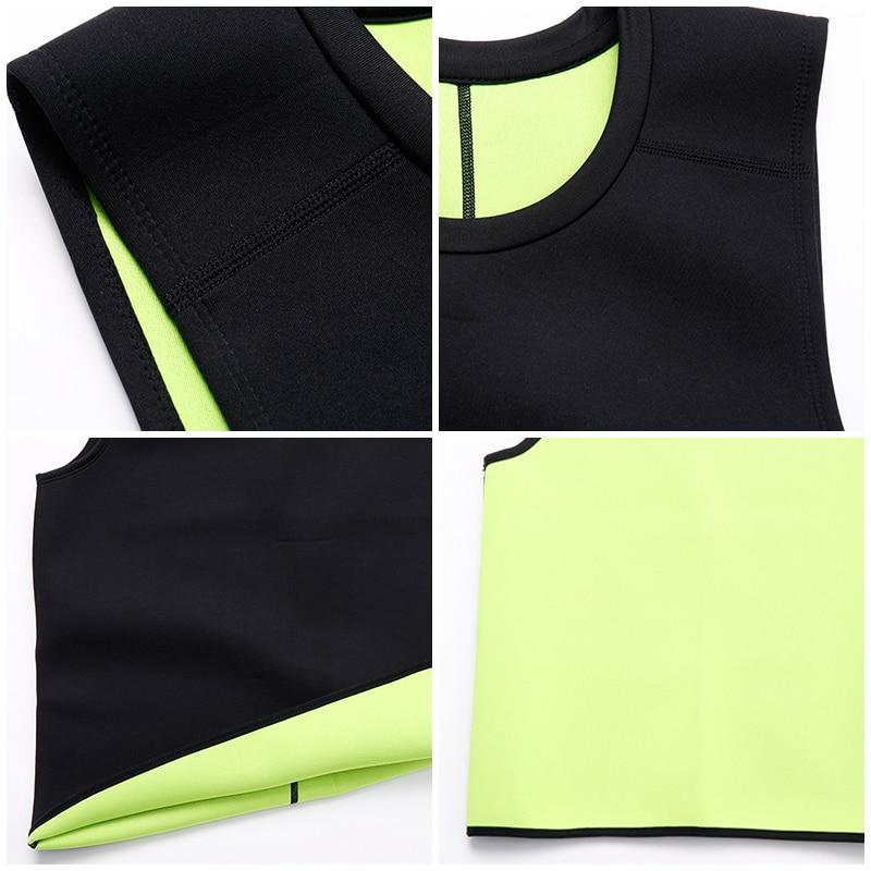 Miss Moly Male Modeling Vest Neoprene Body Shaper Men Shapers Slimming Waist Trainer Tummy Reducing Promote Sweat Shapewear