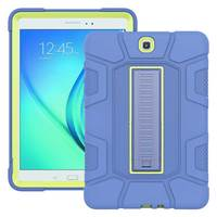 Kids Safe Shockproof Silicon Back Cover for Samsung Galaxy Tab A 9.7 T550 T551 Protective Stand Back Case for Samsung Tab A P550