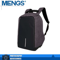 MENGS S6 Multifunction USB Interface Charging Anti Thief Shoulder For Laptop Camera Travelling Backpack Black 14030006501
