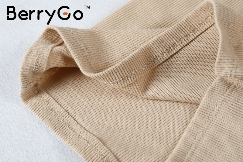BerryGo Elegant off shoulder bodycon dress Long sleeve short evening party club white dress Women autumn winter black sexy dress 16