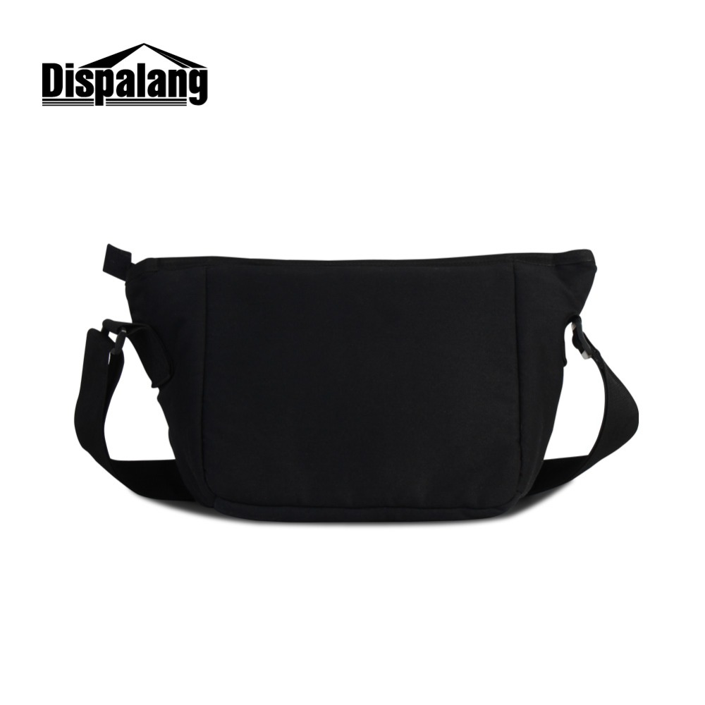 Dispalang Casual Men Shoulder Bag Skating 3D Printing Handbag Women Messenger Bag New Girls Bookbag Fashion Boys Crossbody Bags