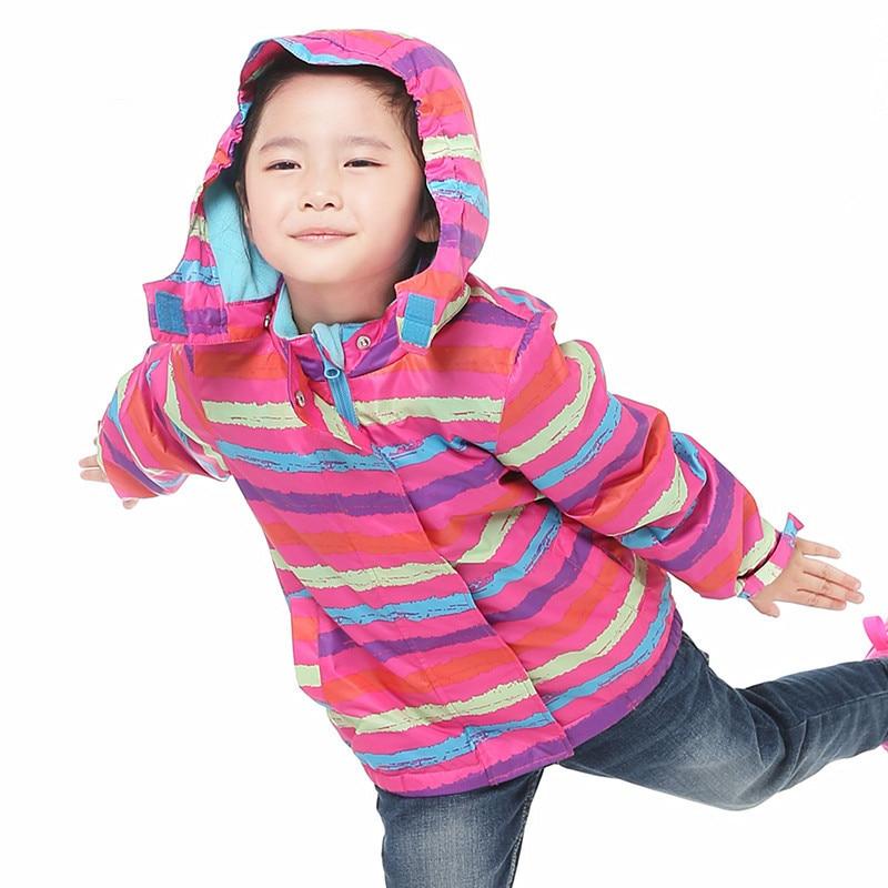 New 2018 baby girls jackets coats winter girls children coats warm outwear toddler girl winter coat children clothing