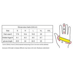Image 5 - Novo 2020 venda de pele de carneiro luvas de couro genuíno feminino sólido moda pulso inverno luva andorinha estilo frete grátis l050pc