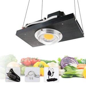Image 1 - CREE CXB3590 COB LED Grow Light Spectrum เต็ม 100W 200W CITIZEN LED Plant Grow โคมไฟสำหรับเต็นท์ในร่มเรือนกระจก Hydroponic พืช