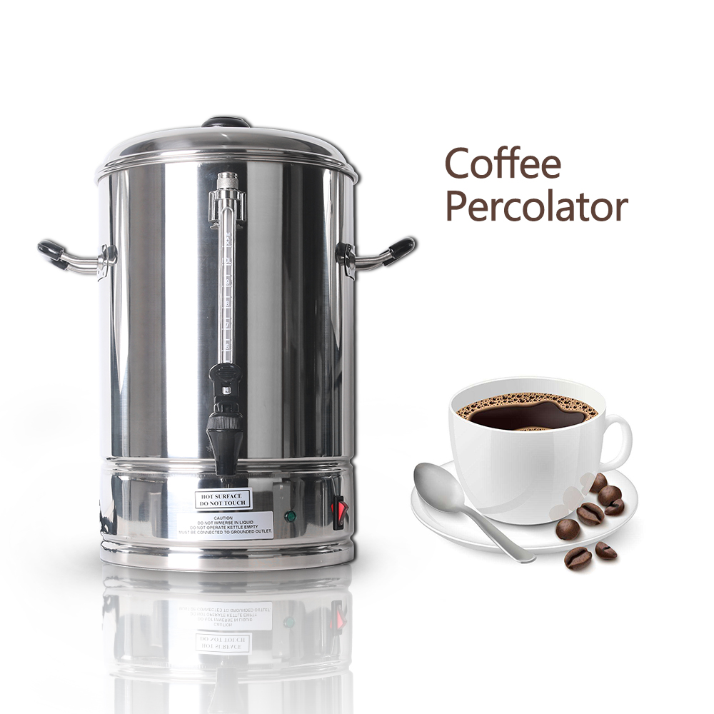 все цены на ITOP High Quality 6L/10L/15L Coffee Maker Machines Stainless Steel Commercial Coffee Filter Dispenser For Coffee Shop Bar онлайн