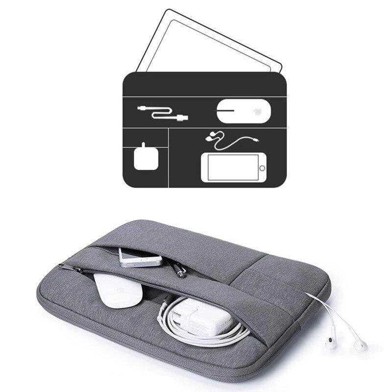 Суға төзімді полиэфир ноутбук қапшық - Ноутбуктердің аксессуарлары - фото 2